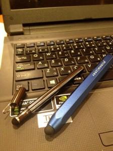 使いやすいスタイラスペンiPad,iPhone