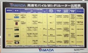高速無線(ヤマダ)