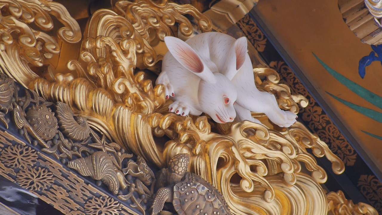 祇園祭 うさぎ