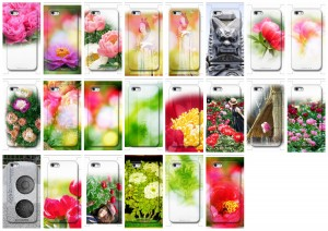 石光寺 iPhoneスマートフォンケース